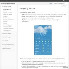 human interface design ios human interface guidelines introduction pearltrees