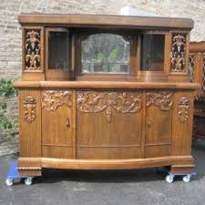 1930 Buffet Sideboard Inventory Olde Chicago Antiques Antique And Vintage Shops In