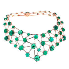 emerald gold necklace jewelry images Jewelry emerald you can look emerald gold necklace you can look jpg