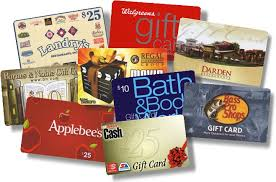 gift card fundraiser parent association pta gift cards