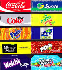 15 best images of printable soda labels soda vending machine