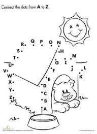 alphabet letter and picture matching worksheets google search