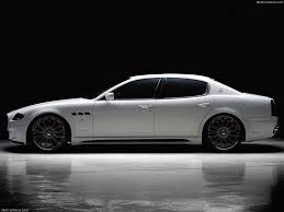 Wald International Maserati Quattroporte Black Bison Bodybybison