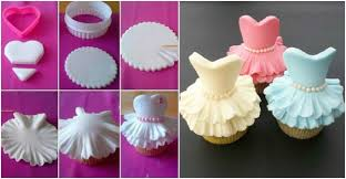 cake decorating classes ballerina cupcakes how to