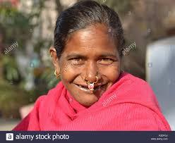 elderly indian adivasi woman desia kondh tribe aka kuvi kondh