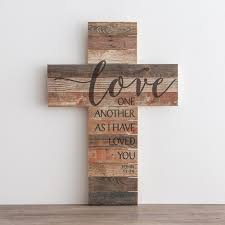 wall cross décor dayspring