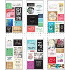photo pocket pages me my big ideas pocket pages stickers 6 sheets pkg