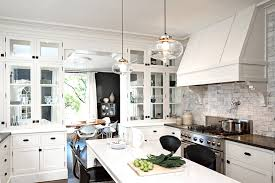 clear glass pendant lights for kitchen lightings and lamps ideas