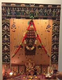 pooja room designs and decor for diwali pooja room and rangoli