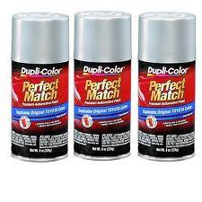 aerosol spray base coat silver automotive touchup u0026 spray paint ebay