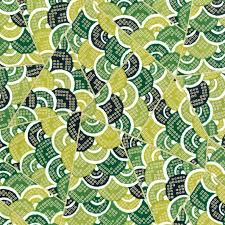 wrap wrapping paper mabel silkscreen wrapping paper in green bell invito stationers