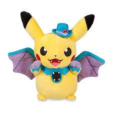 Pikachu Costume Costume Pikachu Golbat Poké Plush Pokémon Center Original