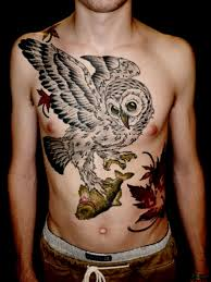 pictures of owl and skull meaning design ideas