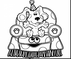 fabulous disney princess coloring pages with blues clues coloring