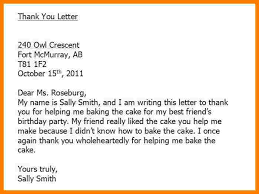 the importance of writing great thank you letterswrite thank you