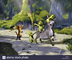 puss boots ogre babies u0026 donkey shrek shrek 3 2007
