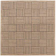 Square Indoor Outdoor Rugs High Low Square Outdoor Rugs Rugs The Home Depot