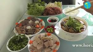 cuisine vietnamienne facile recette de soupe vietnamienne facile bun bo hue