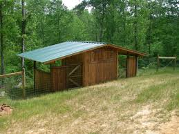 Small Barns by Pole Buildings