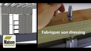 Amenagement Placard Chambre by Dressing Faire Son Dressing Partie 1 3 Youtube