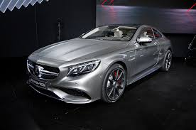 2015 mercedes s63 amg price 2015 mercedes s63 amg coupe debuts in york automobile