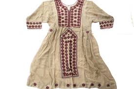 tribal dress embroidered balochi afghani tribal dress desert