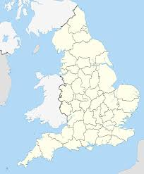Blank Country Map by Counting Counties Or How Well Do I Not Know My Own Country