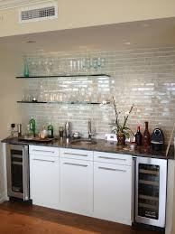 where to buy glass shelves for kitchen cabinets glass shelves chicago custom floating glass shelves