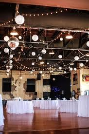 indoor string lights awesome vintage white indoor wedding oklahoma pic for string