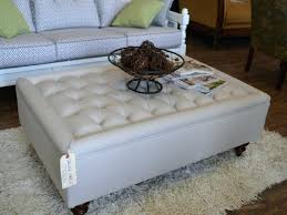 coaster storage ottoman coffee table with trays tag ottoman with