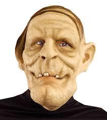 old halloween masks amazon com forum novelties men u0027s old man combover mask multi