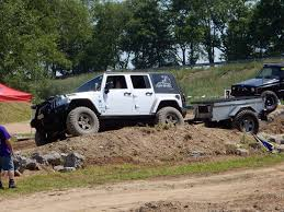 bantam jeep bantam jeep heritage festival 2017 obstacle course jeepfan com