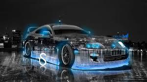 crystal light wallpapers toyota supra crystal city car 2013 el tony