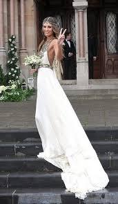 hire wedding dress boho wedding dress 2015 wedding dresses bohemian halter