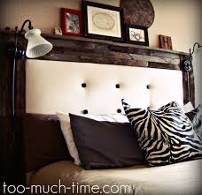 Black Headboards For Double Beds by Best 25 Headboards For Double Beds Ideas On Pinterest Bed Frame