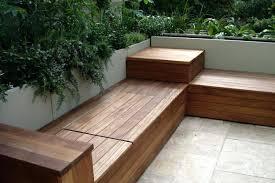 garden bench with storage gallon 2 in 1 outdoor garden bench