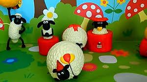 Mcdonalds Invitation Card Shaun The Sheep Movie 2015 Mcdonald U0027s Happy Meal Toys Youtube
