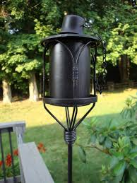 outdoor backyard torches tiki torch stand lowes propane torch