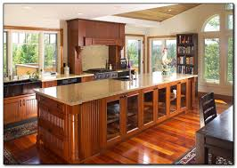 mission style kitchen cabinets kitchen cabinetry railing mission