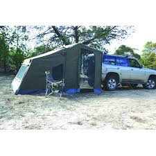 Oztent Awning Oztent Deluxe Peaked Side Panels 2 Walls Tentworld