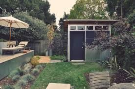 Backyard House Shed by Backyard Sheds Studios Storage U0026 Home Office Sheds Modern