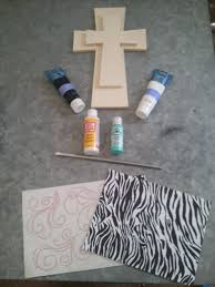 wooden crosses for crafts accent crosses to put on crafts connoisseur of creativity diy