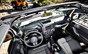 jeep wrangler unlimited interior 2017 2012 jeep wrangler rubicon news reviews msrp ratings with