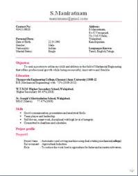 Resume For Engineering Jobs by Free Microsoft Word Doc Professional Job Resume And Cv Templates