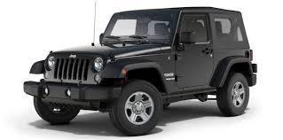 2017 jeep wrangler fca fleet