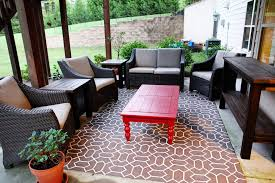Patio Rugs Outdoor Rugs Looking Ragged Bower Power
