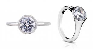 types of engagement rings 12 popular types of engagement ring setting