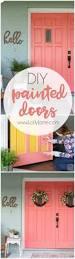 Accent Door Colors by Best 25 Coral Front Doors Ideas Only On Pinterest Coral Door