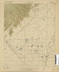 Map Of New Mexico Counties by
