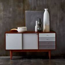 Audrey Dining Buffet Parchment West Elm IH Sales Offices - Dining room consoles buffets